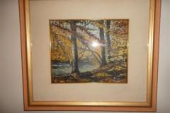 Bristot Silvana - titolo opera: Colori d'autunno