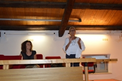 presentazione evento Mel di Francesca